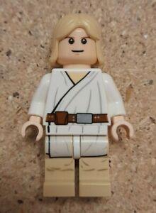 Lego Star Wars 8092 Luke Skywalker Minifigure SW0273 - Great Condition - 2010