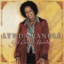 NEW! Lynda Randle - God on the Mountain [CD] Enhanced