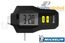 Digital Tire Pressure & Retractable Tread Depth Gauge - MICHELIN
