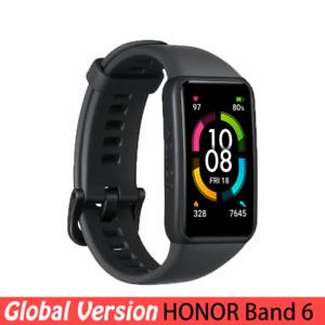 HONOR Band 6 Global Version Smartwatch 1.47 Screen Heart Rate 2021 Smart Watch