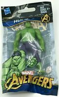 "THE HULK Marvel Avengers Hasbro 4"" Superhero Action Figure (4 inch) New"