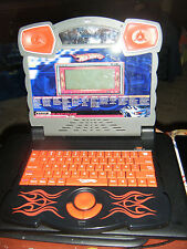 Hot Wheels Racing Game Laptop w/Attached Mouse