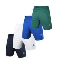 Men Sports Gym Fitness Running Football Shorts Pants Athletic Basketball Casual