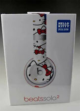 HELLO KITTY Special Edition Headphones Beats by Dr. Dre Solo2