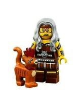 SHERRY SCRATCHENPOST AND SCARFIELD LEGO Movie 2 Minifigures Series 71023