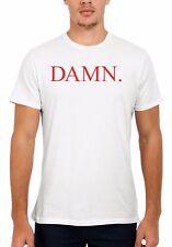 Kendrick Lamar Damn Music Men Women Vest Tank Top Unisex T Shirt 1985