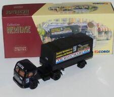 SIMCA CARGO AVEC REMORQUE SNCF - 1/50ème CORGI HERITAGE