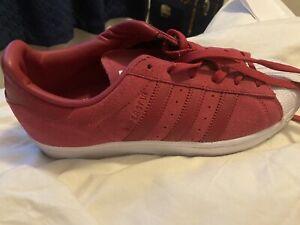 Adidas Superstars Pink Size 6