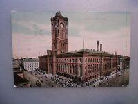 Ansichtskarte Berlin Rathaus 1911