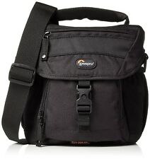 Lowepro Nova 140 AW DSLR Camera Shoulder Bag Black