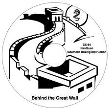 Dvd - Behind The Great Wall - Nanquan cx-94