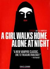 A GIRL WALKS HOME ALONE AT NIGHT NEW DVD
