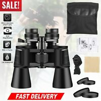 10-180x100 Zoom Binoculars Telescope Waterproof Outdoor Hunt Day Vision + Bag US
