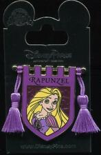 Princess Tapestry Rapunzel Tangled Banner Tassel Disney Pin 121105
