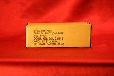 Sylvania 5987 NOS tubes - Submini tubes NIB. Matched Quad