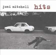 Hits by Joni Mitchell Reprise CD Used But Near New Low Postage