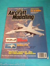 SCALE AIRCRAFT MODELLING - NORTHROP YF-17 - JULY 1998