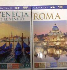 Guia Visual Venecia Y El Veneto 2015 + Roma 2015