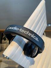 audio technica wired headphones