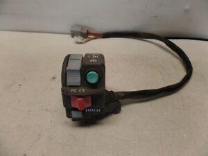 2013 KAWASAKI BRUTE FORCE 750 Left Side Control Kill Switch Headlight Start