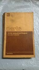 Genuine Caterpillar parts book manual 3208 Industrial Engine Natrually Aspirated