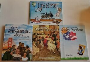 Our Star-Spangled Story Curriculum Package by Notgrass History * see description