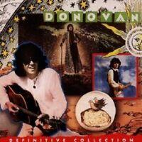 "DONOVAN ""DEFINITIVE COLLECTION"" CD NEW"