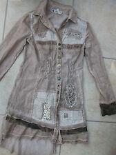 chemise tunique Elisa Cavaletti