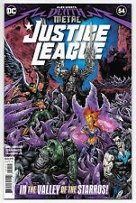 Justice League #54 Main Cvr | Dark Nights Death Metal (Dc, 2020) Nm