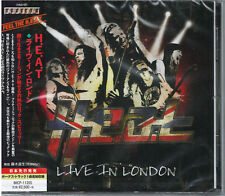 H.E.A.T-LIVE IN LONDON-JAPAN CD BONUS TRACK F83