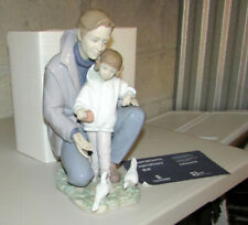 Lladro A Day With Dad Figurine #6793 New In Box