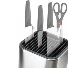 Kitchen Home Tool Stainless Steel Knife Holder Knife Storage Bucket Household