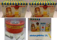 Game Gioco Vintage Hold Harbert Giochi ITALIANO Ice Cream Maker DOLCE GELATO '90