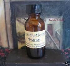Poison 00001Fd9  Fragrance Oil 1/2 Oz Prem. Special Offer Scentsationoils designer