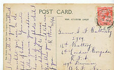 Genealogy Postcard - Family History - Gunner Battersby - B.E.F. France    U2931