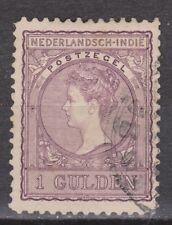 Nederlands Indie Netherlands Indies Indonesie nr. 60 used Wilhelmina 1906-1912