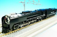 KATO 12605-2 UP(Union Pacific) FEF-3 Steam Locomotive #844 Black (N Scale) New!!