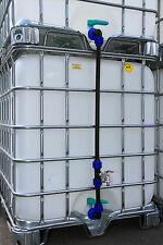 IBC Set conexión para uno sobre el otro Posición Tanques de agua en