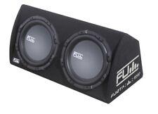"FLI UNDERGROUND FU12TA Doppio 12 ""SUBWOOFER AMPLIFICATO BOX Enclosure 2000W"