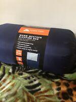 Ozark Trails Warm Weather 50F Sleeping Bag Brand New