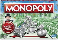 Hasbro Monopoly Classique Jeu de Société Drôle Jeu de Famille Version Française