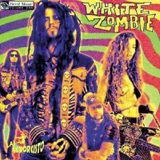 "WHITE ZOMBIE ""LA SEXORCISTO DEVIL MUSIC"" CD NEUWARE"