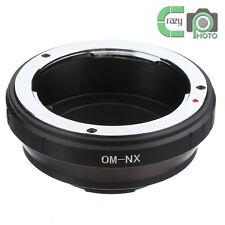 OM-NX Olympus OM Lens to Samsung NX Mount Adapter Ring NX5 NX10 NX11 NX100 NX200
