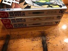 Lot of 3 Blade of Heaven Graphic Novels Manga Books 2 3 4