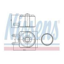 Fits Peugeot Boxer 2.0 HDi Genuine OE Quality Nissens Gearbox Oil Cooler