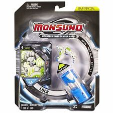 MONSUNO LOCK #39 Core-Tech ELEMENTAL EDITION inc. 1 Mini Figure 1 Core 1 Card