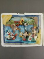 "Disney Seasons of Friendship ""Summer Fun"" Collectors Plate Bradford Exchange"