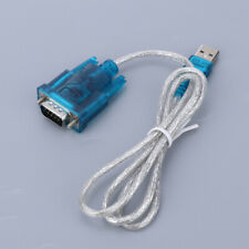 """USB 2.0 to Serial RS232 COM Male Adapter Cable, 9-Pin 80cm/39.5"""""""