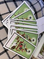 HALLMARK CHRISTMAS CARDS WITH ENVELOPES 13 In Total With Box