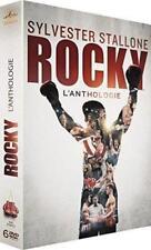 """DVD """"Rocky - el""""antología"""" Sylvester Stallone NUEVO EN BLÍSTER"""